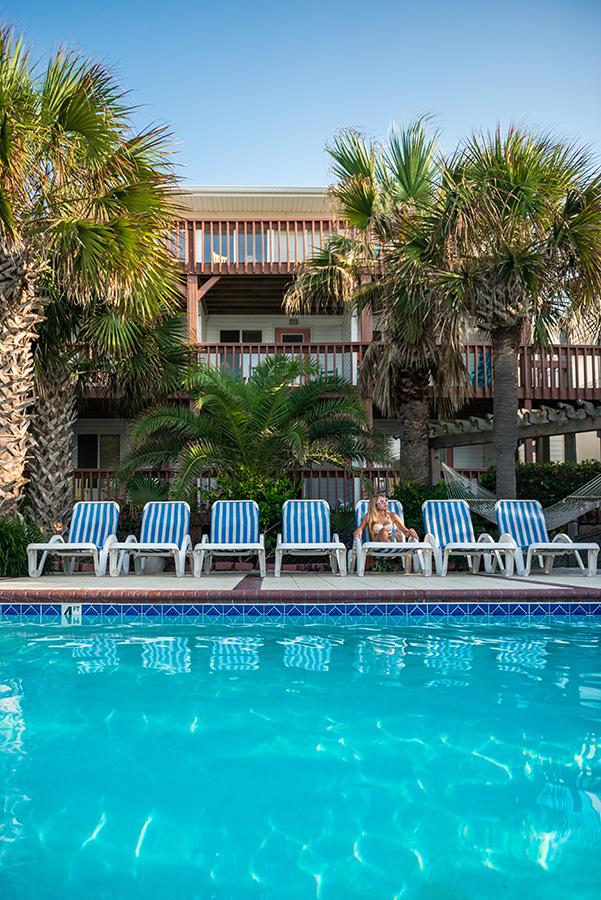 The Winds Resort Beach Club Ocean Isle Beach, NC.