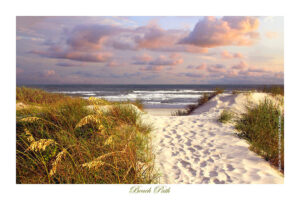Coastal Images Of Ken Buckner