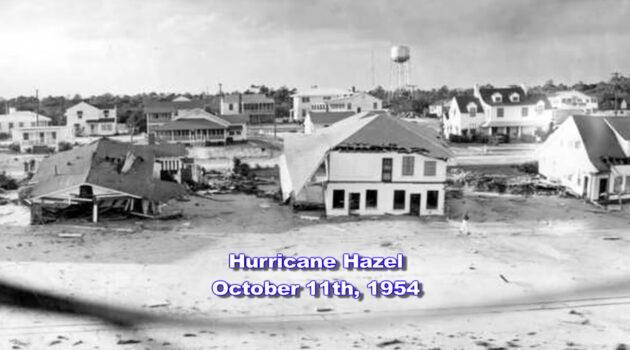 Hurricane-Hazel