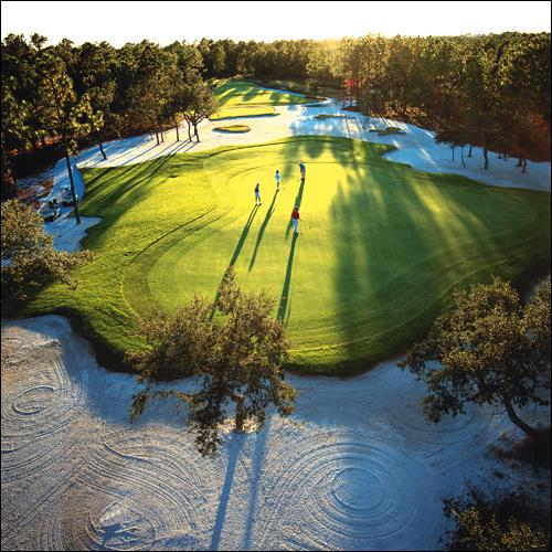 Tiger's Eye Golf Course Sunset Beach NC
