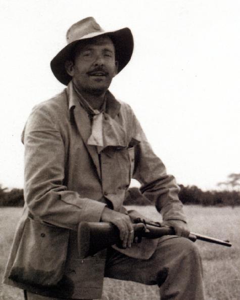 Robert Ruark Africa