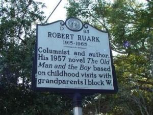 robert-ruark-historical-markers