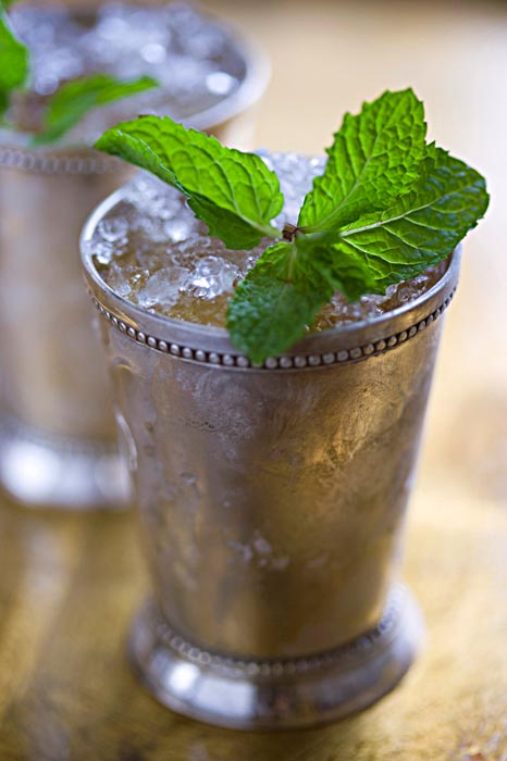 Recipe A Perfect Southern Mint Julep