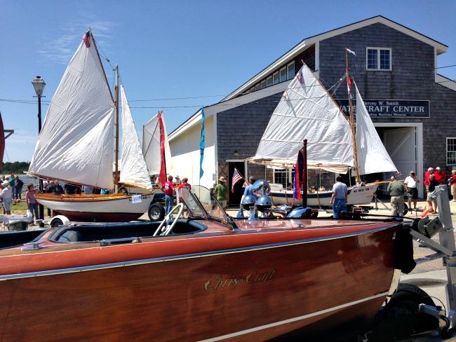 Wooden Boat Show | Beaufort NC
