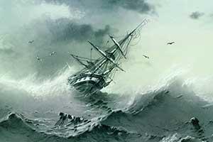 Coastal Carolina's Shipwrecks