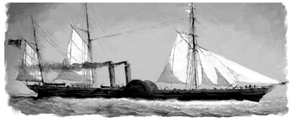 North Carolina Blockade-Runners