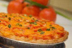 Recipe: Fresh Tomato Pie