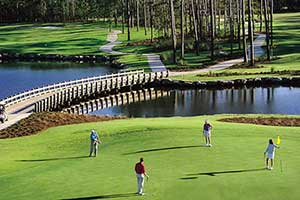NC Coast Golf Packages
