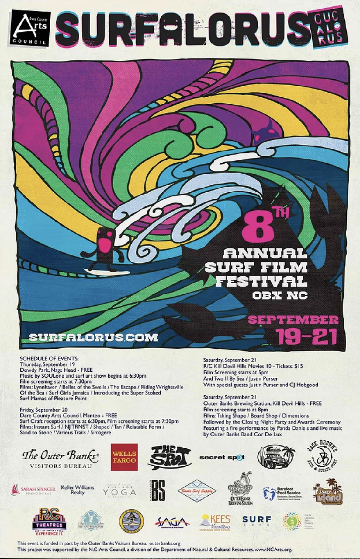 Surfalorous Film Festival