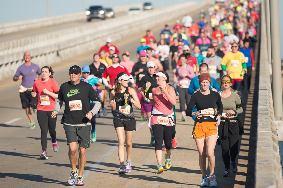 run-crystal-coast Half Marathon