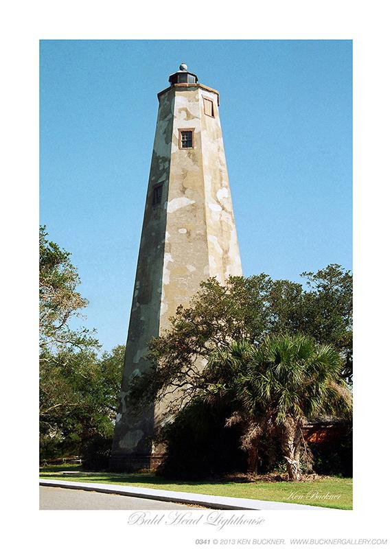 Bald-Head-Island-Lighthouse-Ken-Buckner