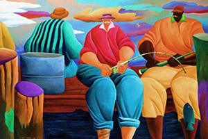 North Carolina Artist Ivey Hayes Thumb