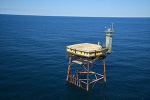The Frying Pan Tower