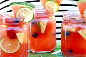 RECIPE: Watermelon Sangria