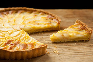 Recipe: Pear Tart