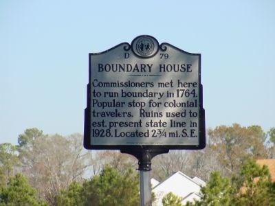 boundary house marker 2