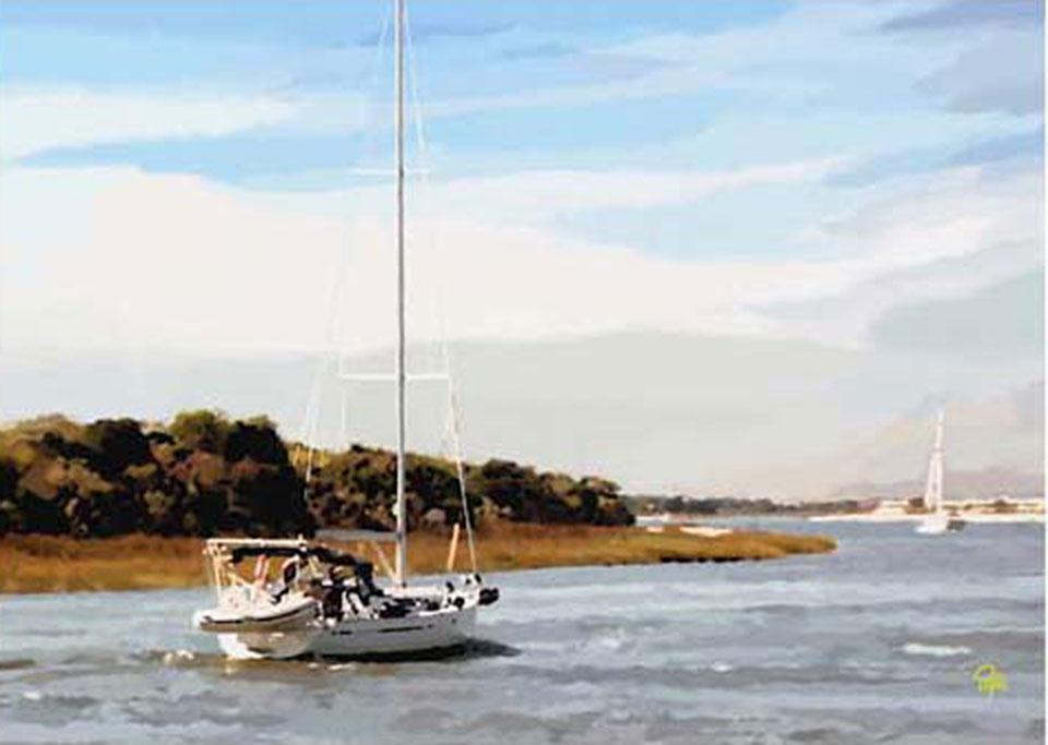 The Intracoastal Waterway - Island Life NC