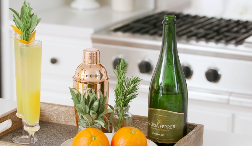 Rosemary Citrus Spritz