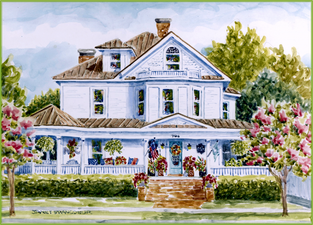 New Bern NC Heritage Home Tours