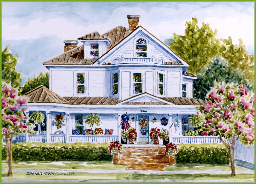 New Bern NC Heritage Home Tours