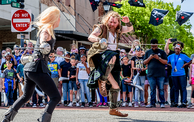 Pirate Fight PirateFest-2019
