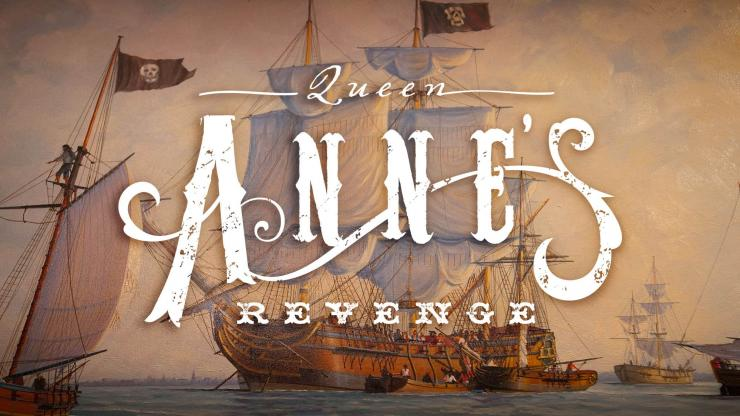 Queen Anne's Revenge Exhibit