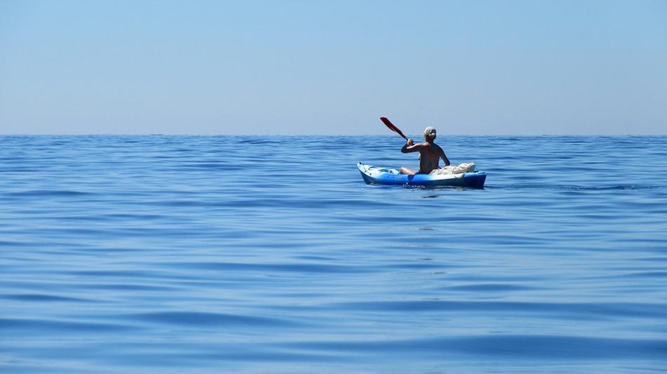 Ride-The-Tide-Kayak-Race Oak Island NC