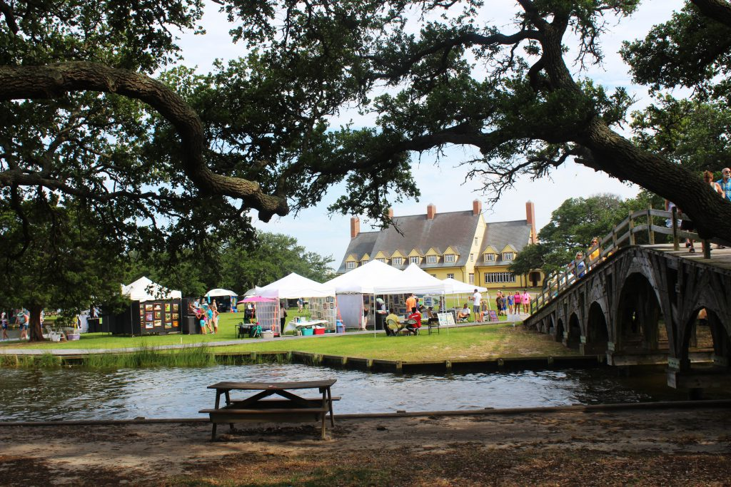Under The Oaks Arts Festival