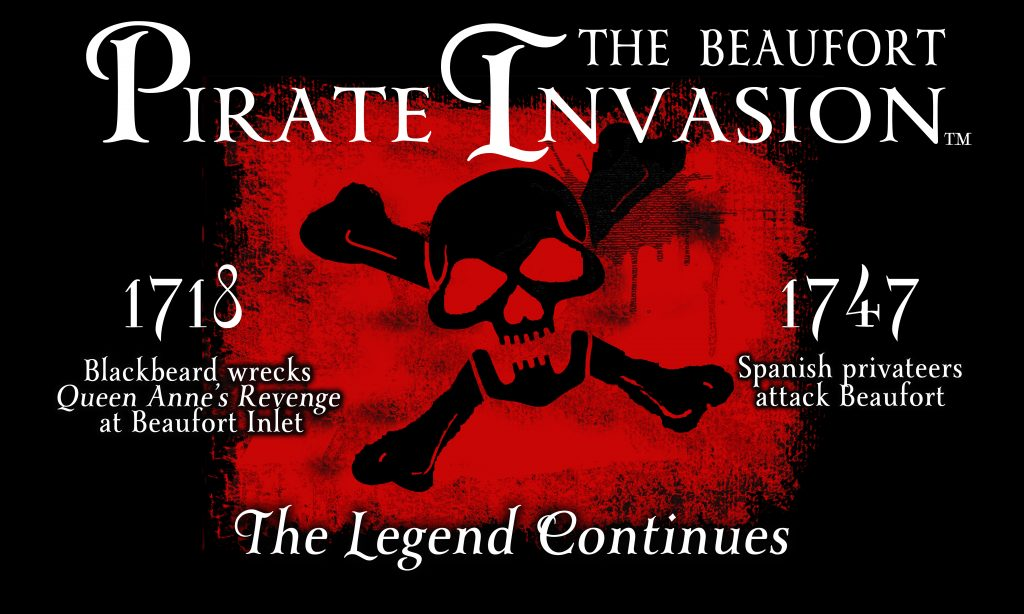 Beaufort Pirate Invasion