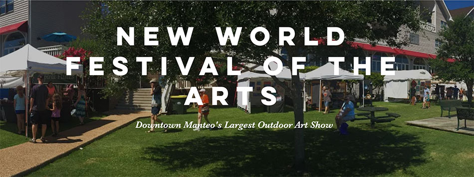Manteo NC New World Festival of the Arts