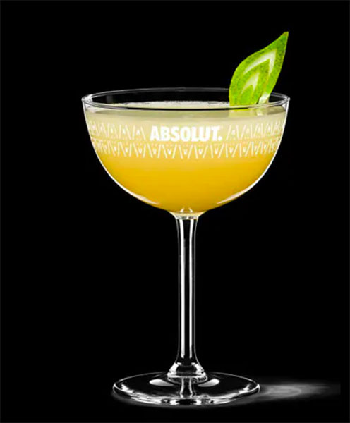 Pear Martini.