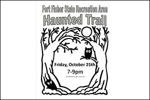 Fort Fisher Haunted Trail