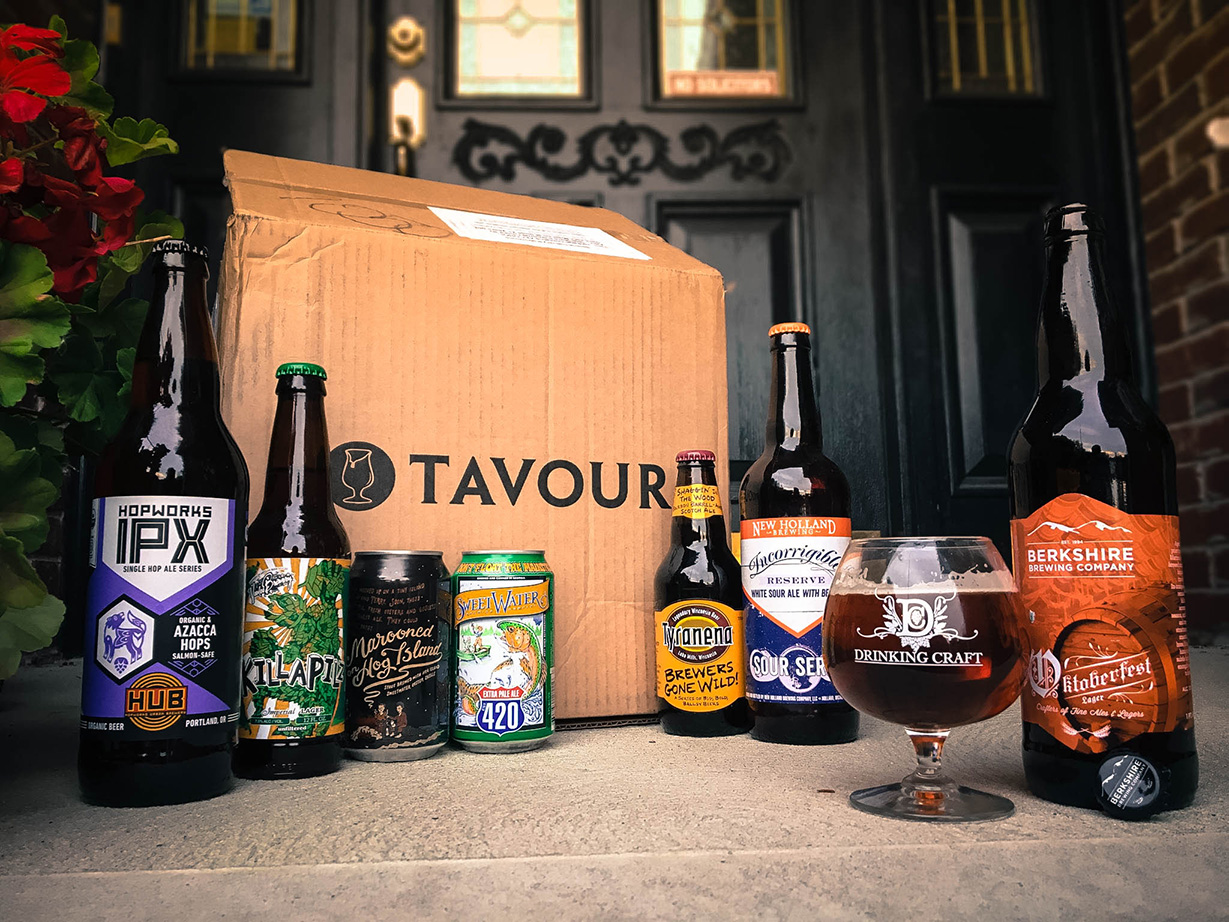 Tavour is Craft Beer Delivered to You