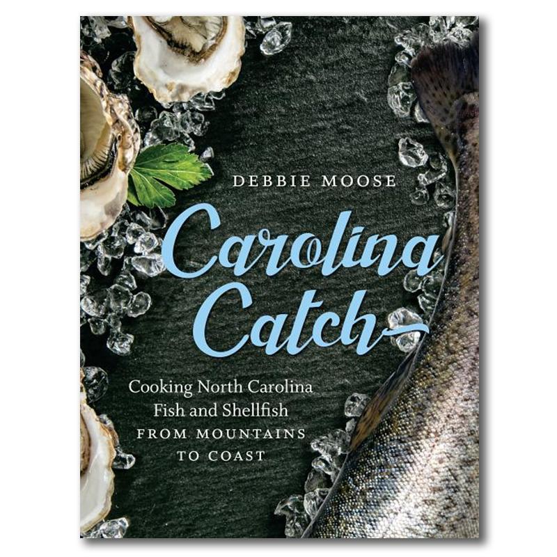 Cookbook Carolina-Catch-Cooking-Seafood-and-Shellfish