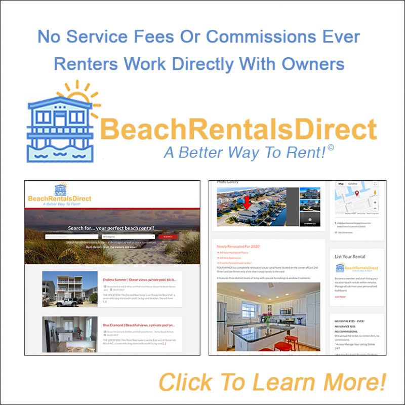 BeachRentalsDirect.com  …  A Better Way to Rent vacation rentals!