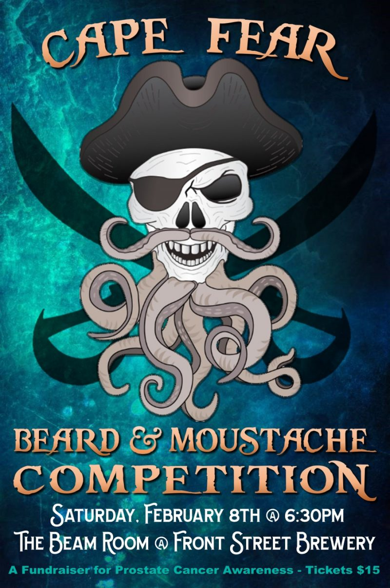 Cape Fear Beard & Moustache Competition