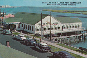 The Sanitary Restaurant Morehead City NC Island Life NC Magazine