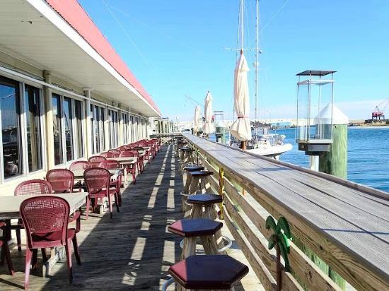 The Sanitary Restaurant Morehead City NC Island Life NC Magazine