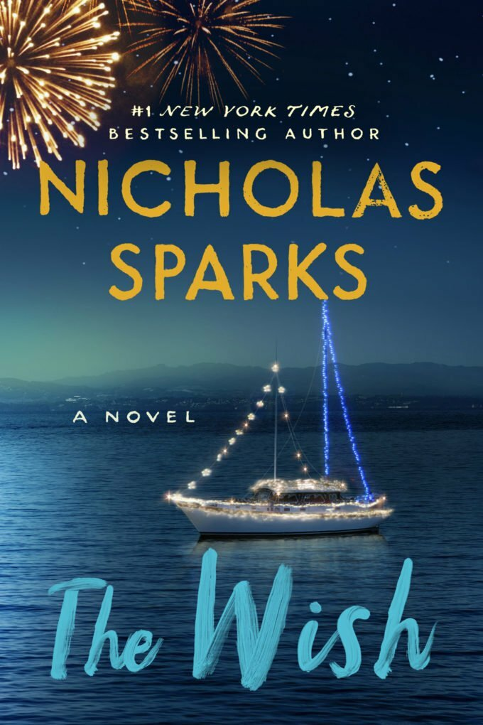 Nicholas Sparks new book The Wish